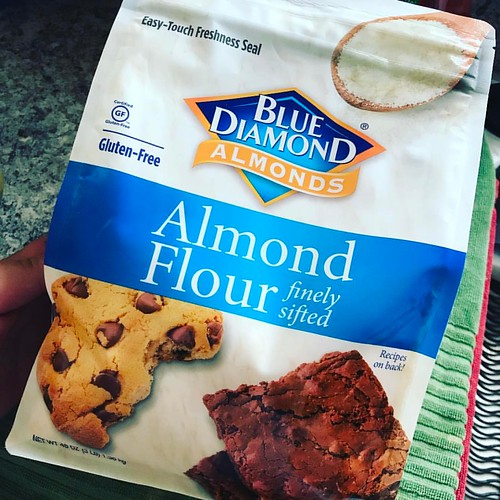 Stocked up on a keto staple. #keto #almondflour #food #lowcarb