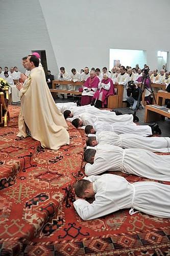 Diakonenweihe 4.12.2010