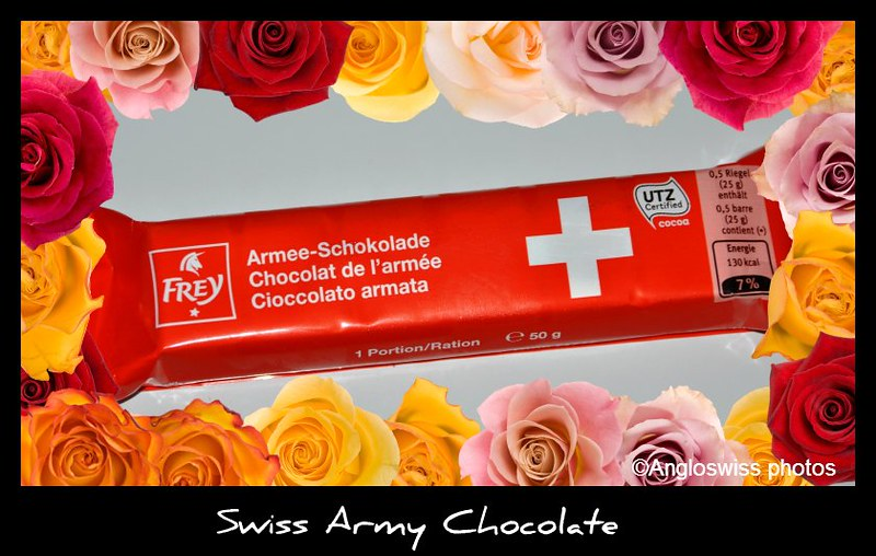 Army Chocolate