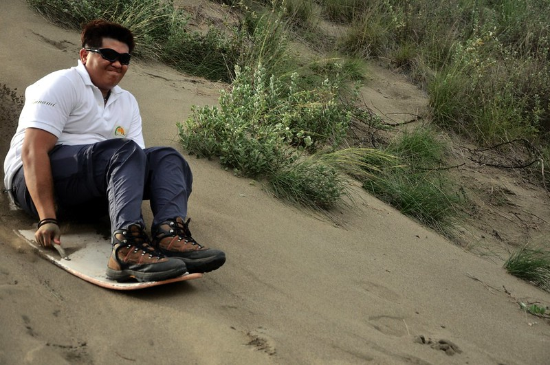 Heavy Duty Sandboard