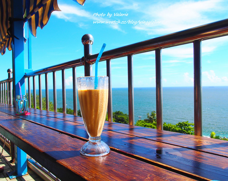 南部海景咖啡,大碗公咖啡,柴山咖啡,海岸咖啡,高雄海景咖啡,高雄餐廳 @薇樂莉 Love Viaggio | 旅行.生活.攝影