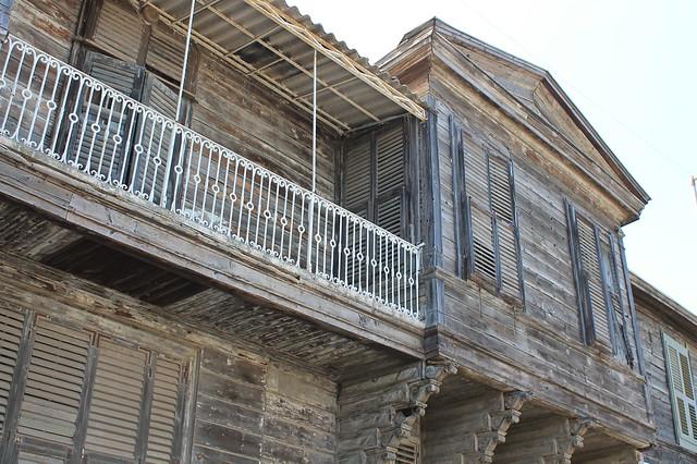 Old house on Adalar