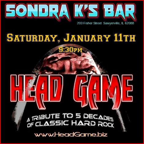 Head Game 1-11-14