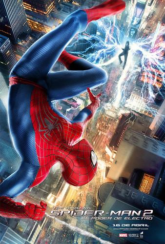 Estrenos del 2014 – Segundo trimestre - The Amazing Spiderman- el poder de Electro