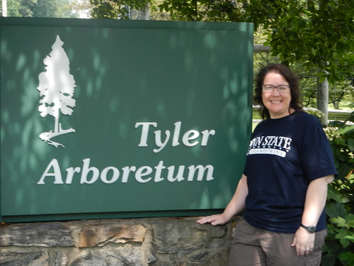 Tyler entrance sign