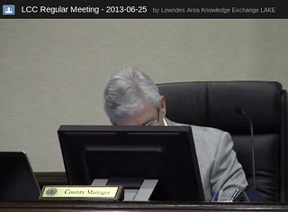 County Manager Joe Pritchard not naming candidates for the library board