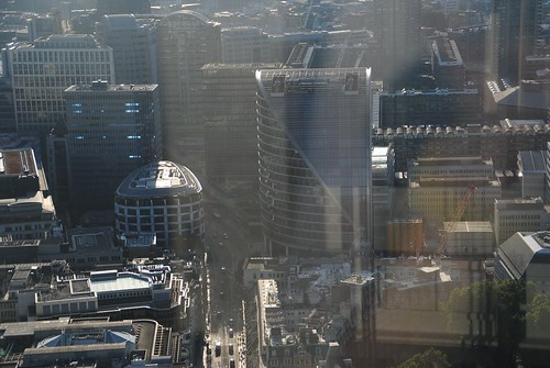 view Heron Tower Duck and Waffle London