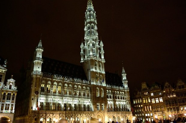 Hôtel de Ville / Stadhuis   Brussels, Third Time's a Charm   No Apathy Allowed