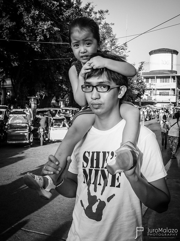 She's Mine! (Out on the Streets: Street Photography by Juro Malazo)