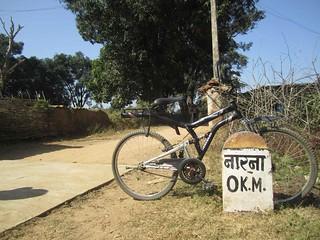 A village ride