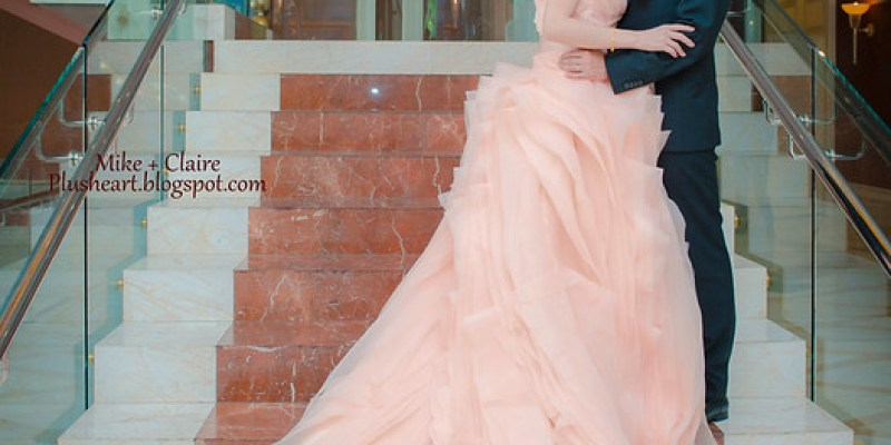 ▌Wedding ▌ CH Wedding+淘寶宴客八套禮服 ‧ 新娘秘書推薦(Nina+幸潔)