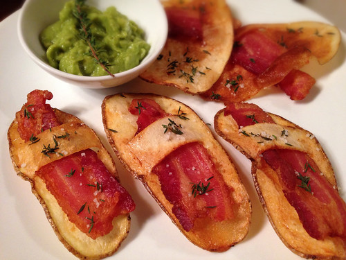 Bacon Potato Chips