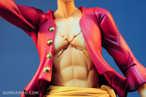 Monkey D. Luffy - P.O.P Sailing Again - Figure Review - Megahouse (39)