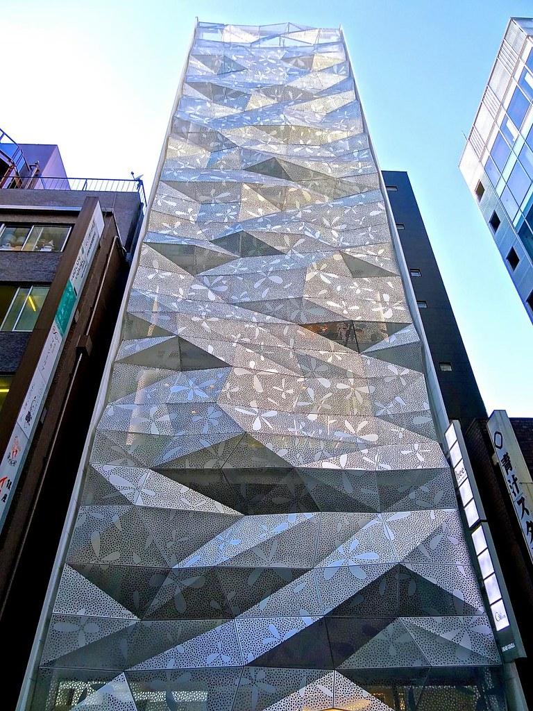 Dear Ginza building, Tokyo, Japan