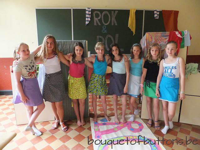 sewing classes for children, naailes voor kinderen