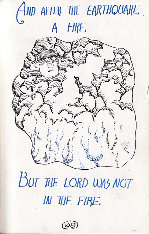 Elijah - 1st Kings 19:11
