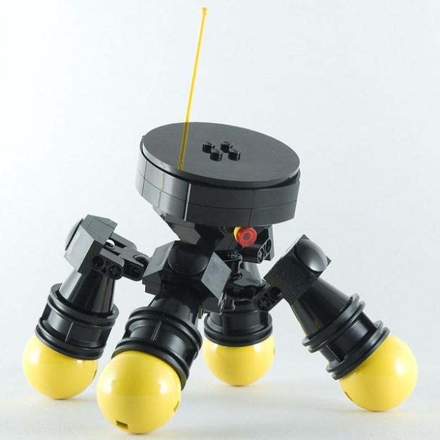 Trespasser Blacktron Rover LEGO