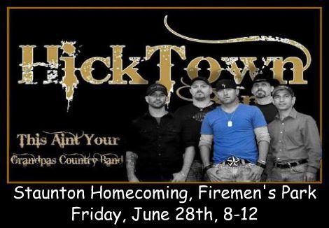 Hicktown 6-28-13