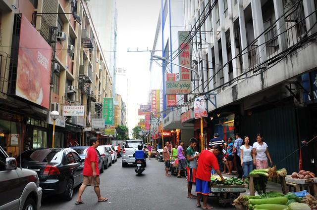 Benavidez St., Chinatown, Manila