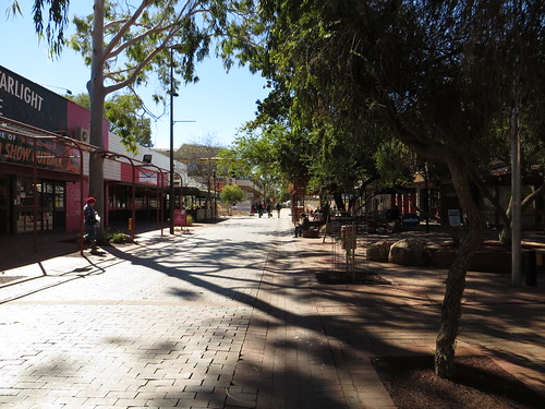 rush hour in alice springs 2