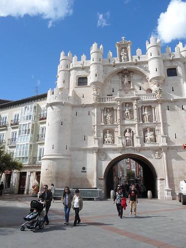 City Gate, Burgos