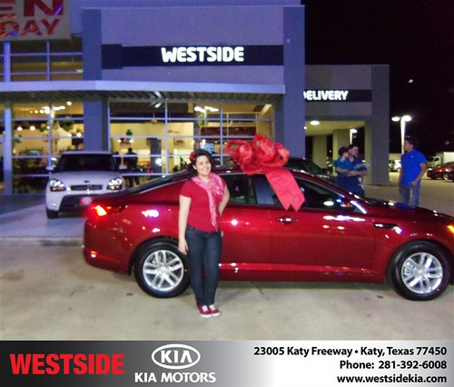 Happy Birthday to Jorge Romero from Suliveras Wilfredo and everyone at Westside Kia! #BDay by Westside KIA