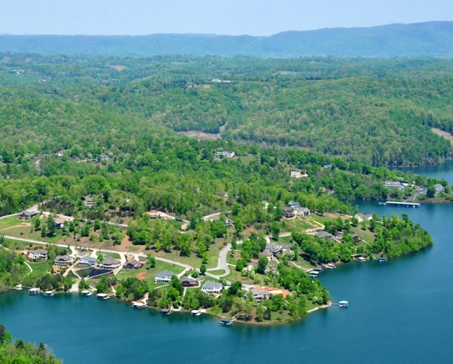 Big Creek Homes For Sale At Norris Lake TN