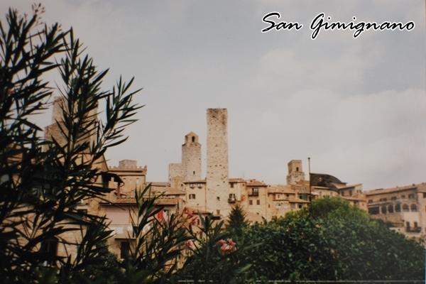San Gimignano | Italien