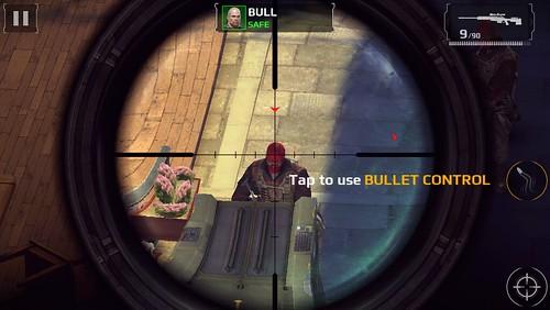 โหมด Bullet control บังคับกระสุดให้แล่นเจาะกะโหลกข้าศึก