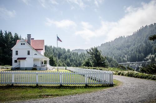 Heceta Head Lighthouse Keepers House