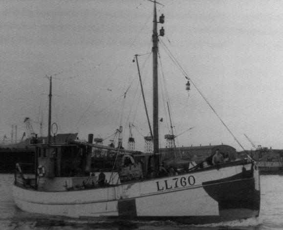 LL 760 Gideon