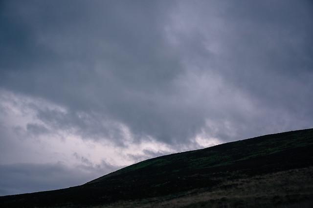 Bleak weather up norf