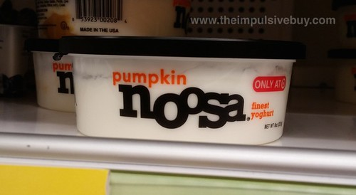 Noosa Pumpkin Yoghurt (Target Exclusive)