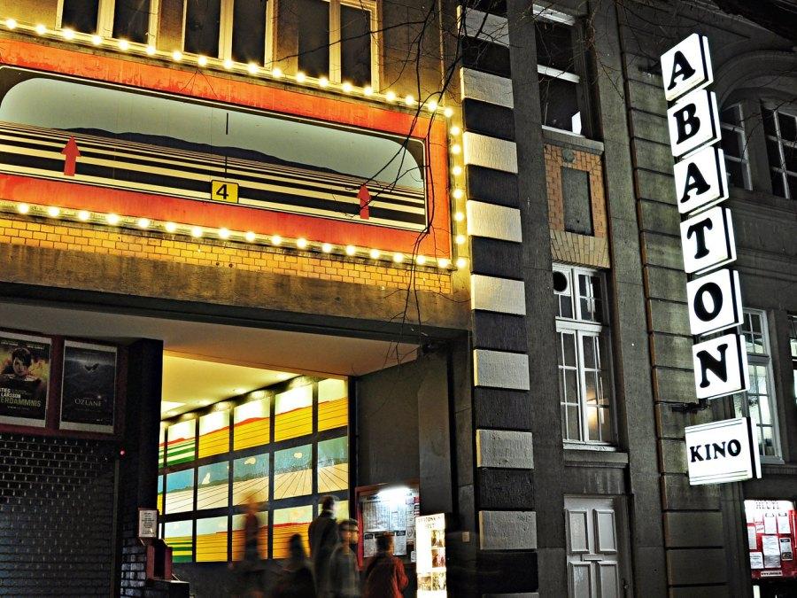 Leukste bioscopen van Hamburg, Abaton, foto door Europa Cinemast | Standort Hamburg