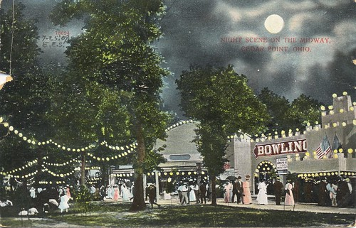 Night Scene on the Midway