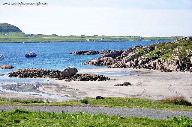 Fionnphort Beach Mull