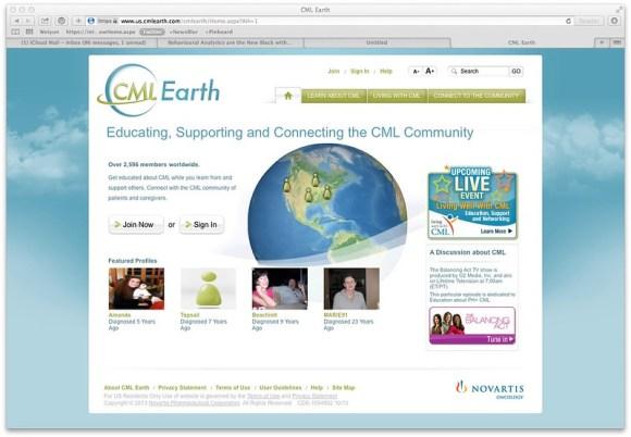 CML Earth