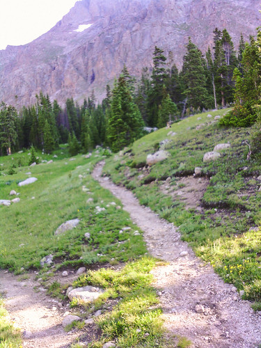 Lawn Lake Trail