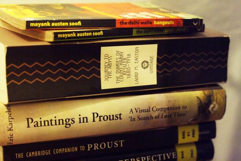 Proust's Company