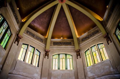 Vista House Interior