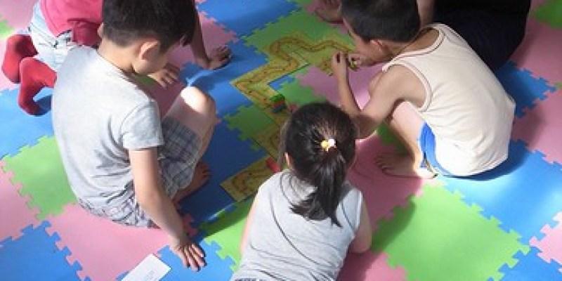 【村裡的孩子14】《怪獸古肥玀》。來玩桌遊