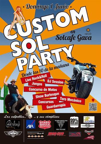 Custom Sol Party - Gavá