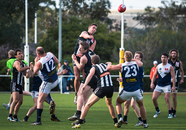 2014 Red Onion Creative Seniors - Round 8 - Darley v Melton South