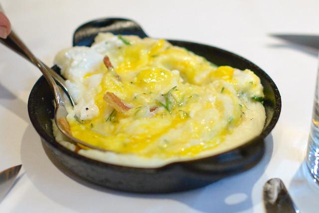 Mascarpone & Guanciale Mashed Potatoes