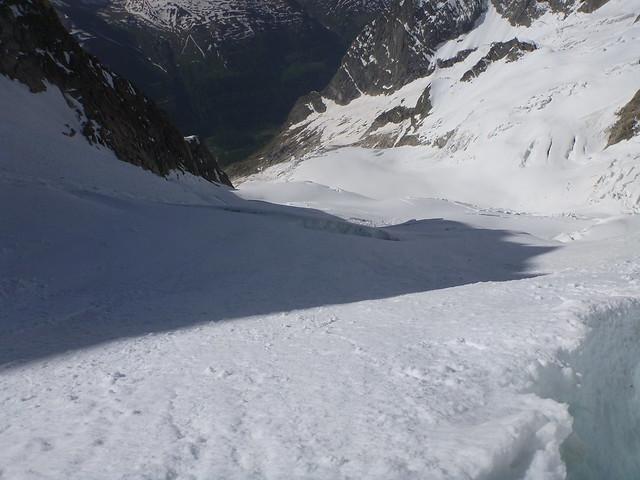 Il ghiacciaio