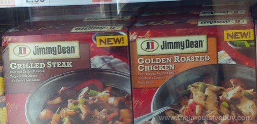 Jimmy Dean Grilled Steak and Golden Roasted Chicken
