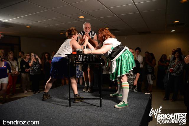 Jun 28, 2014- DCLAW Women\'s Arm Wrestling BYT - Ben Droz -  056