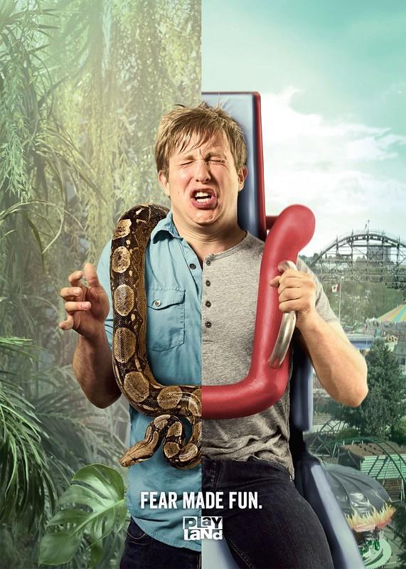 PlayLand - Fear Made Fun Snake