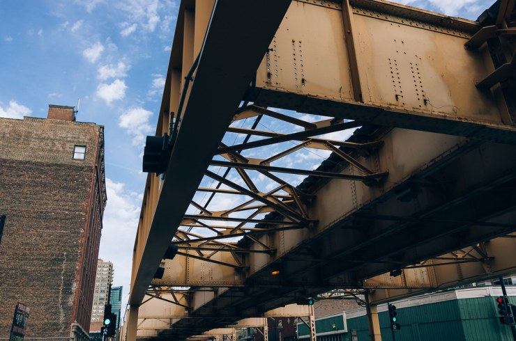 The L tracks