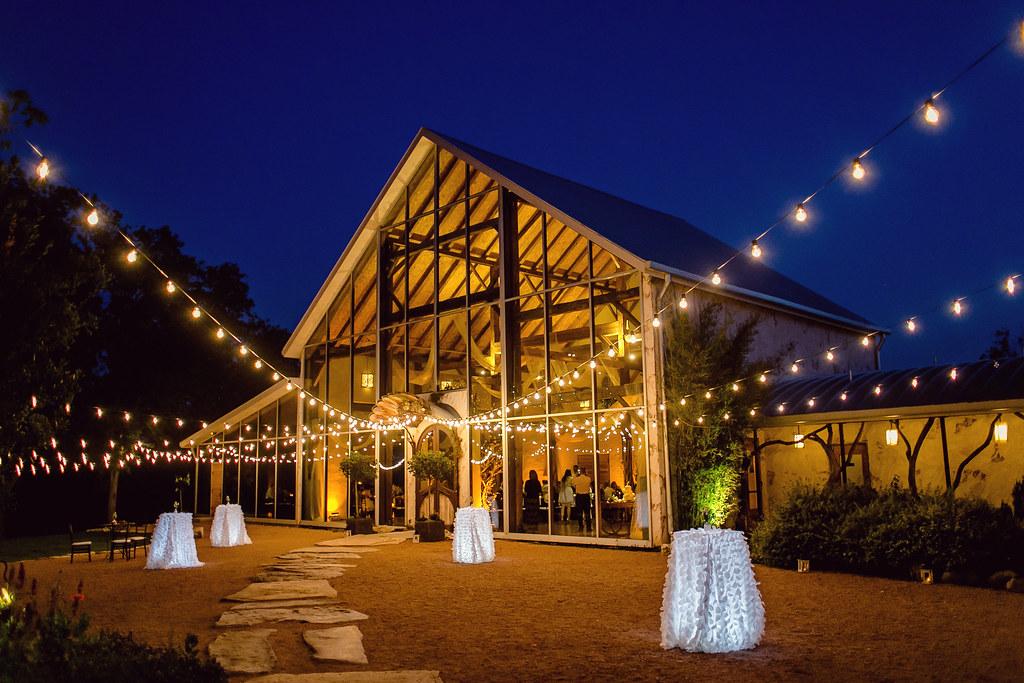 Barr Mansion Austin Texas Intelligent Lighting Design